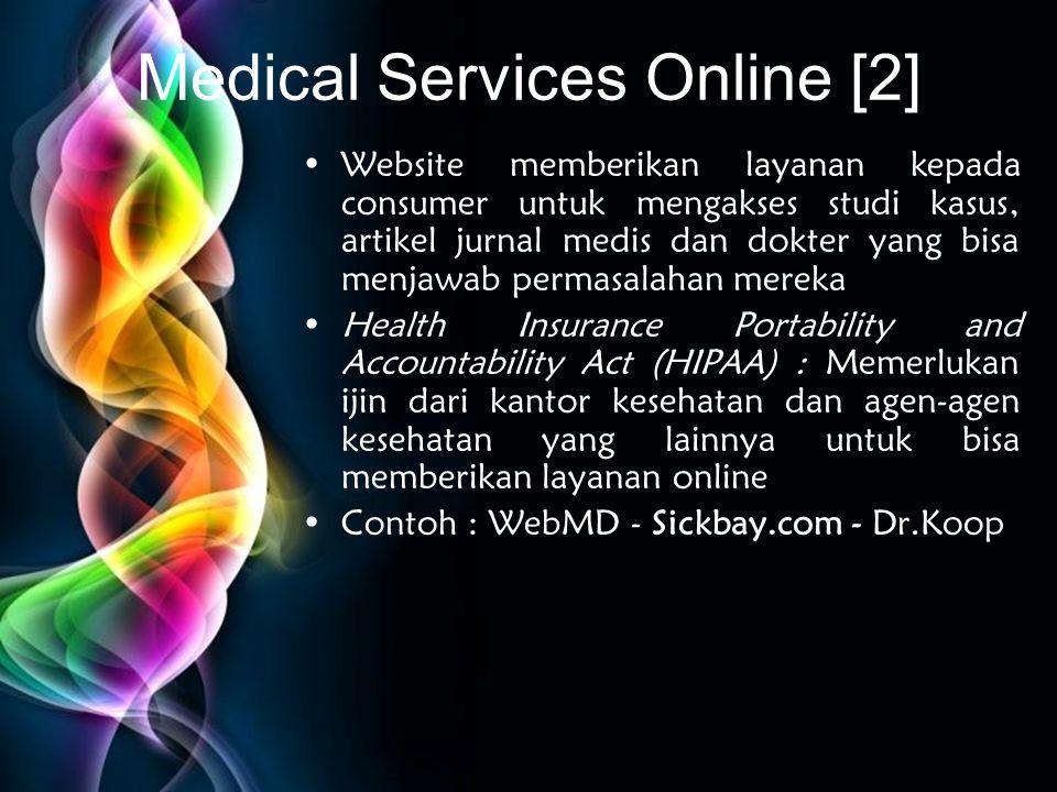 Medical Services Online [2]